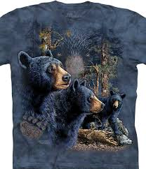 Ozzy The Grizzly Bear Picks The Eagles To Win The Super Bowl Local - the mountain find 10 brown bears youth tie dye t shirt tee liquid blue