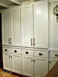 diy tall kitchen cabinets