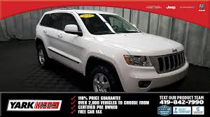 pink jeep grand cherokee certified used vehicles yark chrysler jeep dodge ram toledo oh