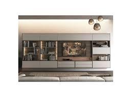 Piccole Pareti Attrezzate by Beautiful Parete Attrezzata Moderne Contemporary Ameripest Us