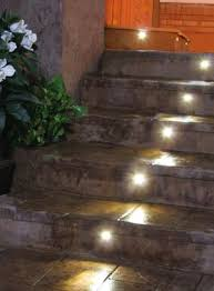 Stair Lighting Led Stair Lights Indoor U0026 Outdoor Recessed Leds By Dekor Lighting