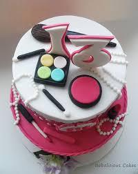 the 25 best makeup birthday cakes ideas on pinterest makeup