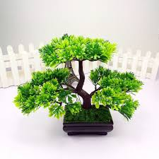 Artificial Plants Home Decor Http Www Bonsaiworld Org 1pc Vintage Home Decor Plants