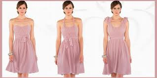 how to tie maid your way convertible bridesmaid dress