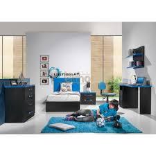chambre enfant complet chambre enfant complète bleue et 5 pièces blue