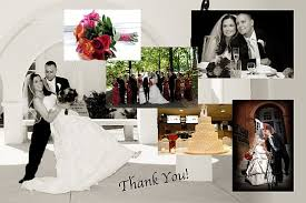wedding thank you postcards personal thank you postcards