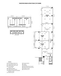 a floor plan banqueting and meeting rooms at amari watergate floor plans