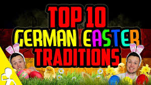 top 10 german easter traditions