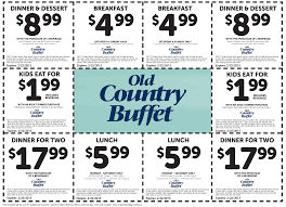 Old Country Buffet Rochester Mn by Country Buffe Hair Coloring Coupons
