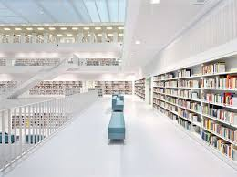 stuttgart city library stuttgart city library stuttgart germany libraries books