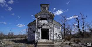 Connecticut Ghost Town This Toxic Abandoned Ghost Town In Oklahoma Is Truly Horrifying