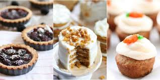 individual thanksgiving dessert recipes themontecristos