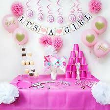 baby shower decoration 40pcs baby shower decorations its a girl pink elephant flower