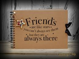 best friend photo album a4 scrapbook friends are like keepsake photo book