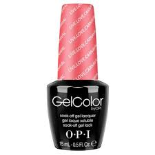 gel color soak off gel polish live love carnaval 15ml gc a69