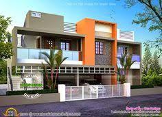 Kerala Home Design Floor Plan Sloping Roof House Villa Design Kerala Home Design And Floor