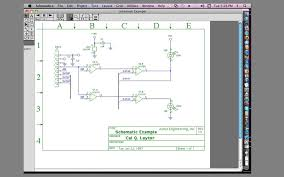 circuit design software mac free circuit and schematics diagram