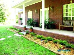 Garden Ideas Front House Small Front Porch Garden Ideas Modern Front Yard Patio Ideas And