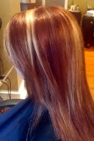 Light Copper Brown Photos Of Real Hair Behind My Chair With A Brief Description Of My