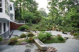backyard japanese garden ideas with bamboo tea astonishing garden