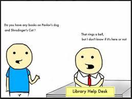 Help Desk Meme - library help desk meme guy