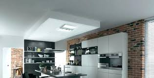 lustre pour cuisine plafonnier led pour cuisine une cuisine avec un plafonnier