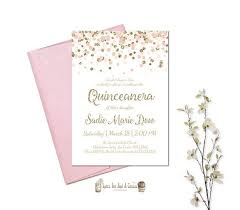 quince invitations quinceanera cards printable designs agency