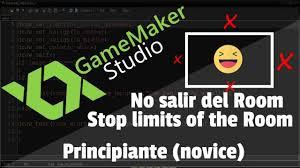 no salir de la room stop player limits room game maker studio