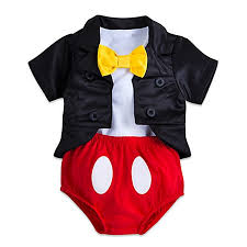 mickey mouse toddler costume bodysuit for baby mickey mouse tuxedo costume