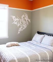 gray and orange boys room gray and orange boys room