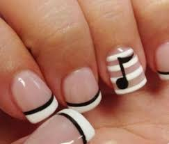 short nail tip designs be beautiful and chic nails in pics