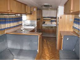 motor home interiors facing rear inside our motorhome on the road