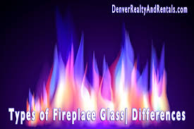 types of fireplace glass colorado realtor tips