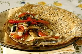 cuisine crepe buckwheat crepe recipe galette de sarrasin ou galette de ble
