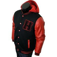 varsity jacket baseball jacket letterman jacket men u0027s black