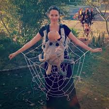 Water Halloween Costume Ideas Turn Baby Carrier Halloween Costume
