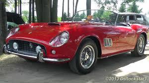 Ferrari California 1965 - ferrari 250 gt california youtube