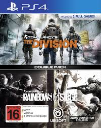 siege keyo tom clancy s rainbow 6 siege the division pack ps4