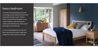 Ercol Bedroom Furniture Uk Ercol Bosco Bedroom Range Glif Org