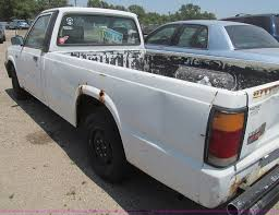 mazda b2200 1993 mazda b2200 pickup truck item h8905 sold august 18