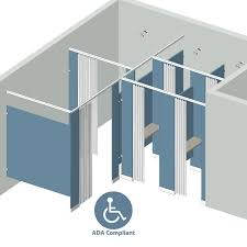 Stainless Steel Bathroom Partitions by 35 Best Bathroom Partitions U0026 Stalls Images On Pinterest Stalls