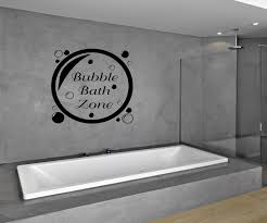 Pictures For Bathroom Wall Decor by Bathroom Romantic Bathroom Wall Art With Cool Stickers Design