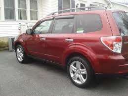 subaru forester red 2017 09 forester n a future toy subaru forester owners forum