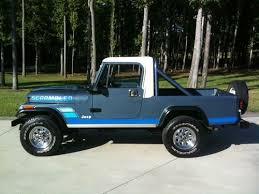jeep scrambler for sale sell used 1983 jeep scrambler cj8 factory a c all original no rust 3