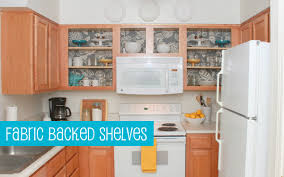 kitchen shelf decorating ideas apartment decorating ideas kitchen diy projects fabric