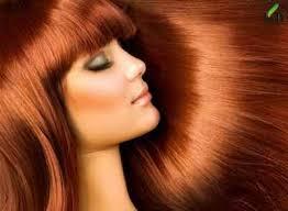 مدل رنگ موی مسی،مدل ارایش مو