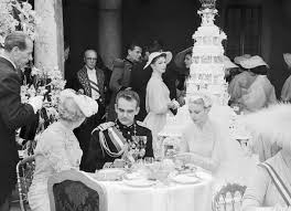 wedding cake history six tier wedding cake for prince rainier iii and miss grace