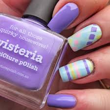 it u0027s all about the polish pastel easter nail art