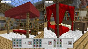 Bed Room Stuff Cool Things For Mcpe Cool Things For Your by Decocraft Minecraft Mods