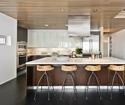 contemporary kitchen cabinets kitchen modern with barstools eat in